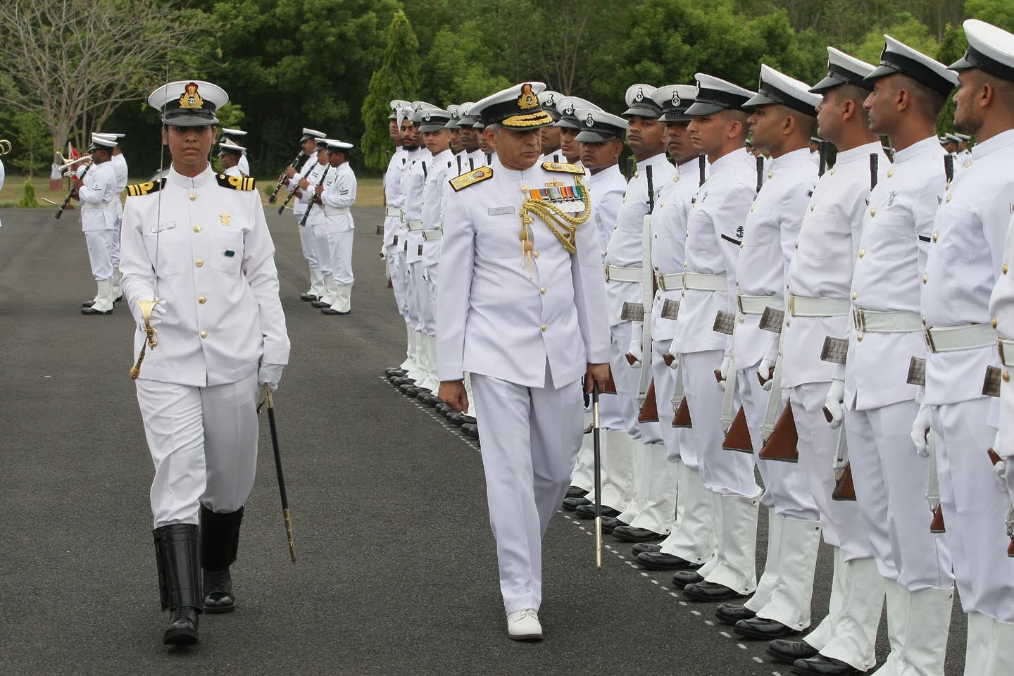 Indian Navy SSR / AA